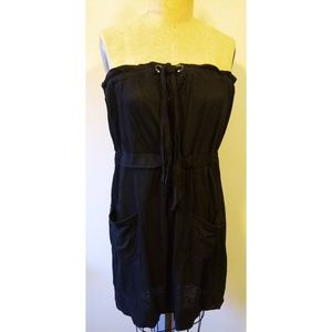 Banana Republic Black Swimsuit Coverup